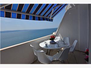 Appartement Anja Jesenice, Superficie 55,00 m2, Distance (vol d'oiseau) jusque la mer 25 m