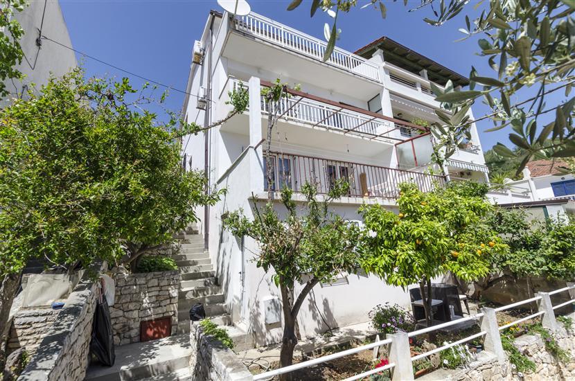 Appartementen Majda