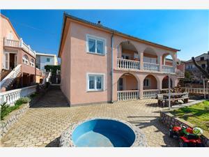 Ferienwohnung Zoran Senj, Größe 95,00 m2