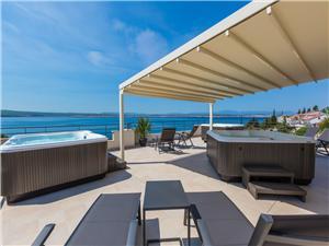 Apartament Nensi 2 Dramalj (Crikvenica), Powierzchnia 35,00 m2, Odległość do morze mierzona drogą powietrzną wynosi 80 m