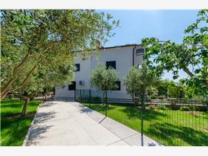 Apartmány Dragutin Istrie, Prostor 56,00 m2