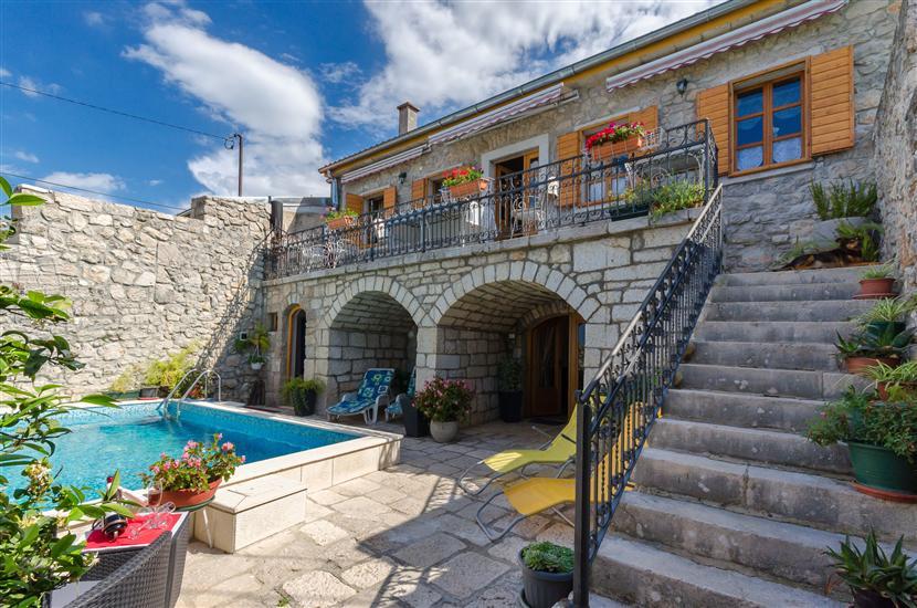 Huis Villa Ljuba