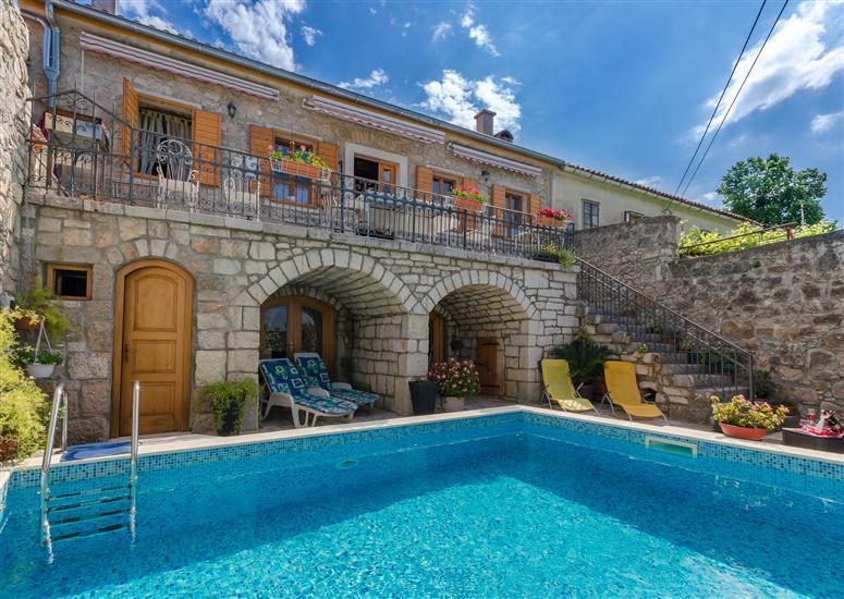 Hus Villa Ljuba