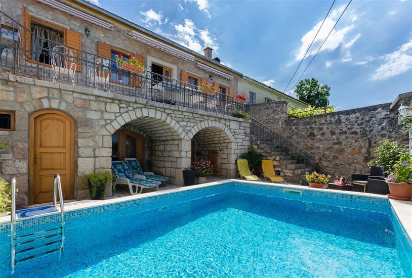 Ház Villa Ljuba
