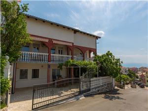 Appartementen NIKO Crikvenica,Reserveren Appartementen NIKO Vanaf 73 €