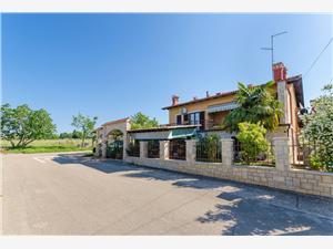 Apartmány Hilmija Modrá Istria, Rozloha 65,00 m2