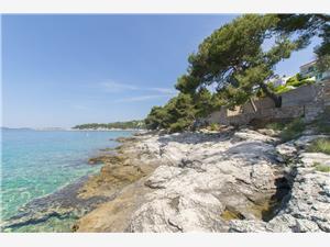 Dom Nastja Murter - wyspa Murter, Powierzchnia 70,00 m2, Odległość do morze mierzona drogą powietrzną wynosi 15 m