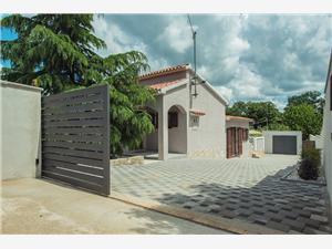 Villa Paola Vodnjan, Kvadratura 66,00 m2, Namestitev z bazenom