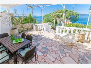 Dom Ela Okrug Donji (Ciovo), Powierzchnia 60,00 m2, Odległość do morze mierzona drogą powietrzną wynosi 50 m