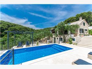 Privat boende med pool Split och Trogirs Riviera,Boka Vala Från 3980 SEK