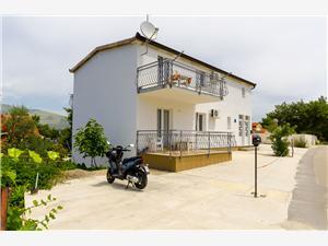 Appartementen Anda Okrug Donji (Ciovo),Reserveren Appartementen Anda Vanaf 58 €