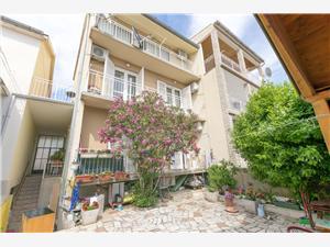 Appartement Vera Primosten, Superficie 40,00 m2, Distance (vol d'oiseau) jusque la mer 155 m, Distance (vol d'oiseau) jusqu'au centre ville 180 m
