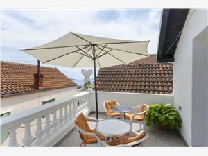Vakantie huizen Sibenik Riviera,Reserveren Square Vanaf 82 €