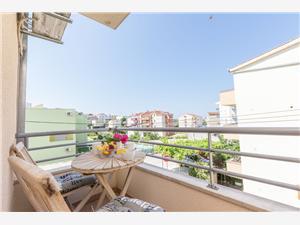Appartement Split en Trogir Riviera,Reserveren Mili Vanaf 100 €