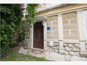 Apartmanok Rezine Lovran, Méret 50,00 m2, Légvonalbeli távolság 100 m, Központtól való távolság 100 m