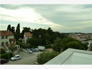 Appartementen Alida Blauw Istrië, Kwadratuur 62,00 m2, Lucht afstand naar het centrum 800 m