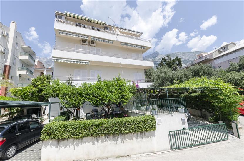 Appartementen Ružica