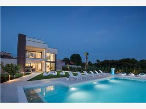 Vakantie huizen Deluxe Pula,Reserveren Vakantie huizen Deluxe Vanaf 1257 €
