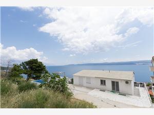 Ferienwohnungen Katarina Lokva Rogoznica, Größe 35,00 m2, Luftlinie bis zum Meer 150 m, Entfernung vom Ortszentrum (Luftlinie) 500 m