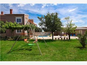 Villa Lara Istria, Rozloha 200,00 m2, Ubytovanie sbazénom