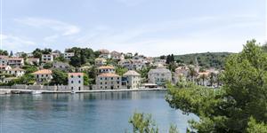 Apartmán - Splitska - ostrov Brac