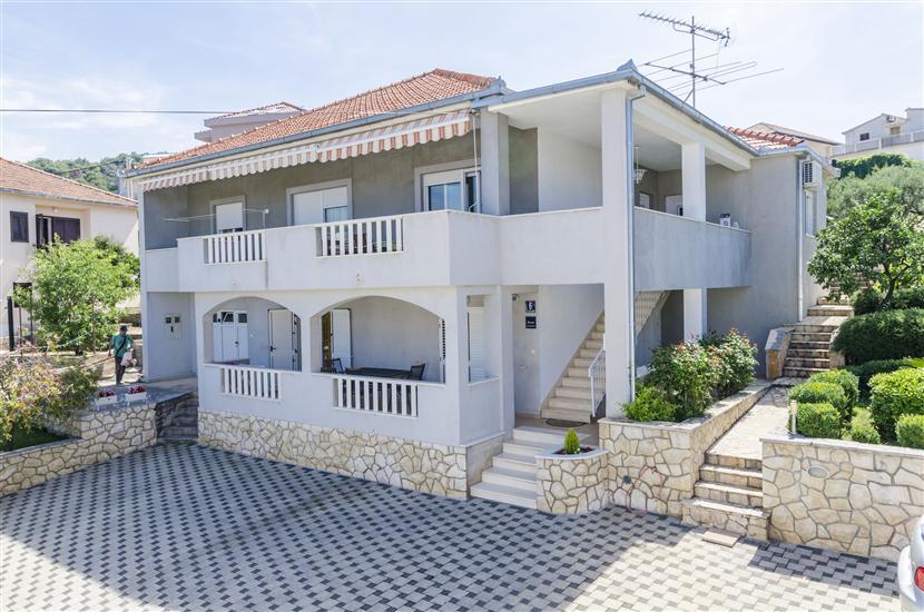 Apartmány Marin