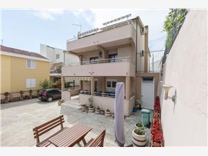 Apartmanok Vila Glavanovic Studio Bar és Ulcinj riviéra, Méret 30,00 m2