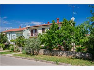 Apartmanok Milan Porec, Méret 50,00 m2, Légvonalbeli távolság 200 m, Központtól való távolság 500 m