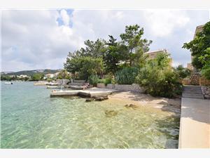 Appartementen A-Z Stara Novalja - eiland Pag, Kwadratuur 23,00 m2, Lucht afstand tot de zee 10 m