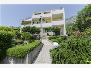Apartments Ružica Igrane, Size 47.00 m2, Airline distance to the sea 50 m, Airline distance to town centre 50 m