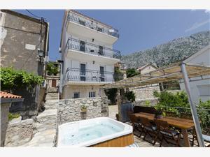 Ferienhäuser Makarska Riviera,Buchen Jasna Ab 202 €