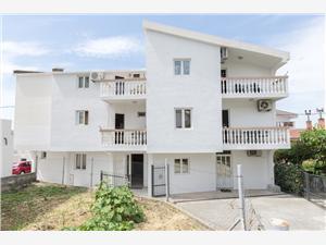 Lägenheter Vila Glavanovic Bar, Storlek 30,00 m2