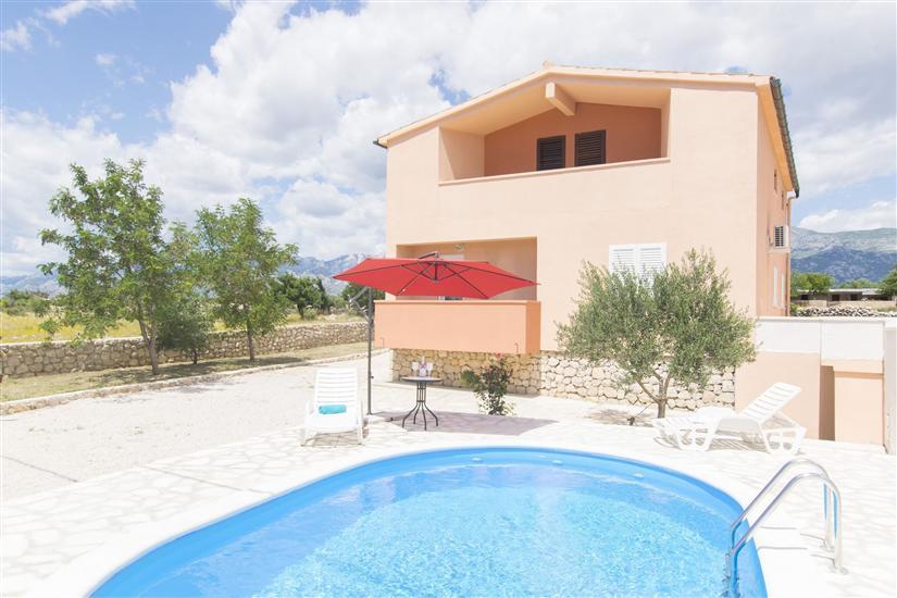 Kuća za odmor Oasis of Peace