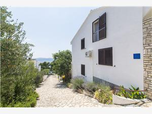 Apartament Branka Murter - wyspa Murter, Powierzchnia 70,00 m2, Odległość do morze mierzona drogą powietrzną wynosi 15 m