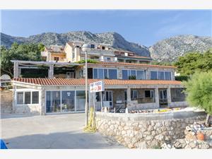 Apartmány Jurica Ivan Dolac - ostrov Hvar, Rozloha 19,00 m2, Vzdušná vzdialenosť od mora 30 m, Vzdušná vzdialenosť od centra miesta 30 m