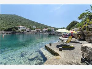 Apartamenty Dinko Gdinj - wyspa Hvar, Powierzchnia 37,00 m2, Odległość do morze mierzona drogą powietrzną wynosi 30 m