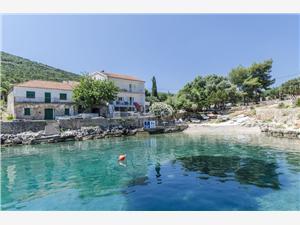 Huis Davorka Gdinj - eiland Hvar, Kwadratuur 60,00 m2, Lucht afstand tot de zee 10 m
