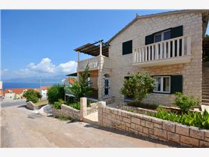 Appartementen Pepica Splitska - eiland Brac,Reserveren Appartementen Pepica Vanaf 130 €