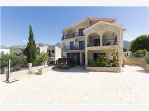 Kомнаты Nada Ривьера Задар, квадратура 20,00 m2, Воздуха удалённость от моря 100 m, Воздух расстояние до центра города 300 m