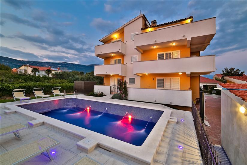 Appartamenti Villa Olivetum