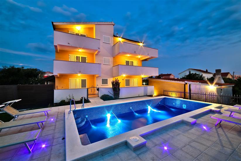 Appartementen Villa Olivetum