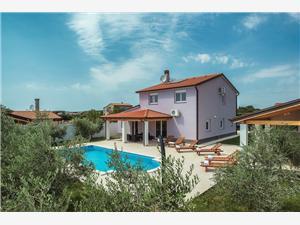 Дома для отдыха голубые Истрия,Резервирай Zeus От 223 €