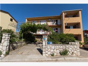 Appartamento Isole del quarnaro,Prenoti Marija Da 88 €
