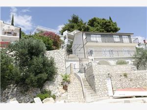 Apartmány Sanja Lokva Rogoznica, Prostor 24,00 m2, Vzdušní vzdálenost od moře 20 m, Vzdušní vzdálenost od centra místa 600 m