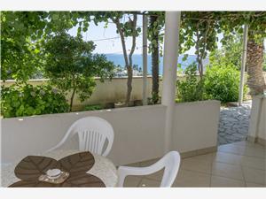 Apartmány Aleksandar Čierna Hora, Rozloha 20,00 m2, Vzdušná vzdialenosť od mora 200 m
