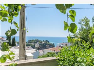 Appartementen Aleksandar Bar en Ulcinj riviera, Kwadratuur 30,00 m2, Lucht afstand tot de zee 200 m
