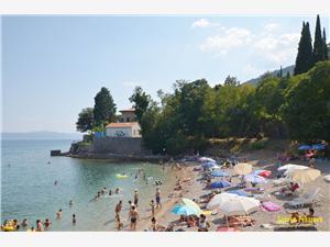 Appartement Stari Grad Opatija Riviera, Kwadratuur 85,00 m2, Lucht afstand tot de zee 100 m, Lucht afstand naar het centrum 10 m