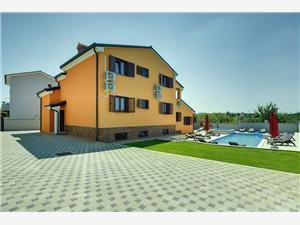 Počitniške hiše Modra Istra,Rezerviraj Erica Od 373 €
