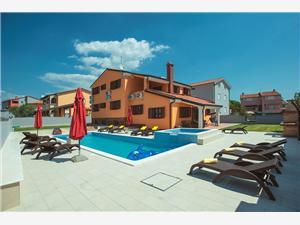 Soukromé ubytování s bazénem Modrá Istrie,Rezervuj Erica Od 16440 kč