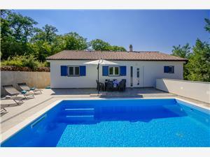 Дома в уединенных местах Кварнерский остров,Резервирай Fanuko От 217 €